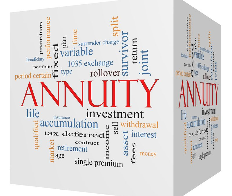 Annuities – You can hate them or love them, but please understand the facts about them first.
